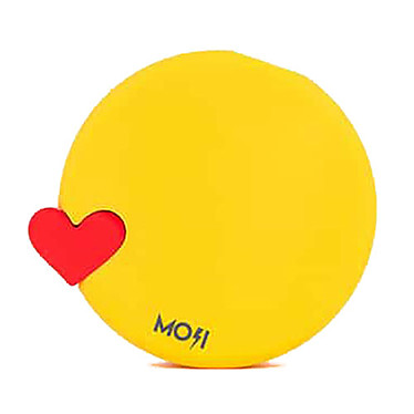 Opiniones sobre MojiPower Kissing Wink PowerBank amarillo