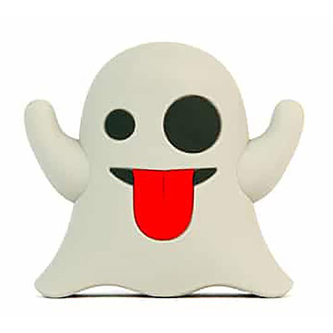 MojiPower Ghost PowerBank Gris