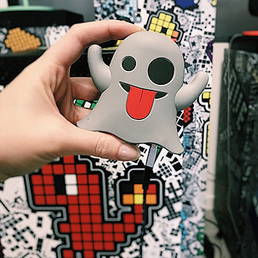 Acheter MojiPower Ghost PowerBank Gris