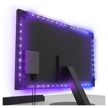 """Avis NZXT HUE 2 Ambient RGB Lighting Kit (27""""-35"""")"""