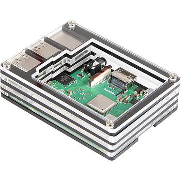 Avis JOY-iT boîtier pour Raspberry Pi 3/2/1 (transparent)