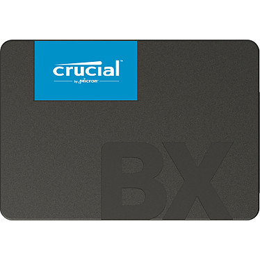 Avis Crucial BX500 2 To