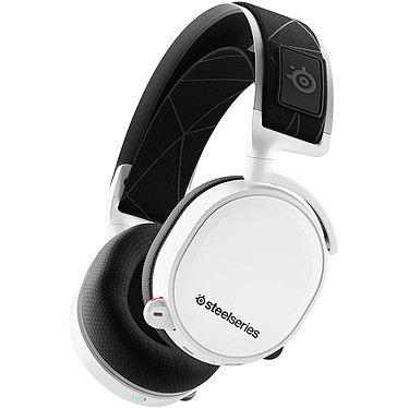 SteelSeries Arctis 7 2019 (blanc)