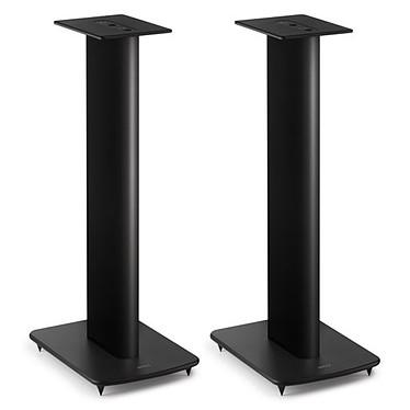KEF Performance Noir Pack de 2 pieds pour enceintes LS50, LS50 Wireless et bibliothèques
