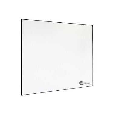 Vanerum I3WHITEBOARD Tableau blanc acier émaillé 100 x 200 cm Tableau blanc en acier émaillié magnétique effaçable 100 x 200 cm