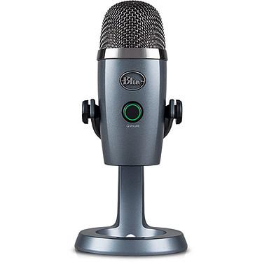Blue Microphones Yeti Nano Argent Microphone à directivité multiple