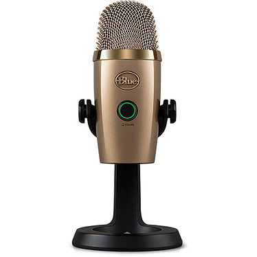 Blue Microphones Yeti Nano Or Microphone à directivité multiple