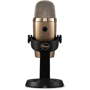 Acheter Blue Microphones Yeti Nano Or