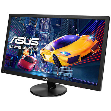 "ASUS 24"" LED - VP247QG (x2) + LDLC Support 2 Écrans"