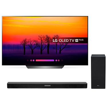 LG OLED65B8 + SK5