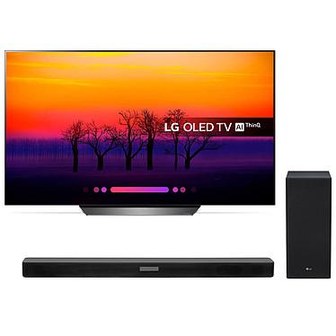 LG OLED55B8 + SK5