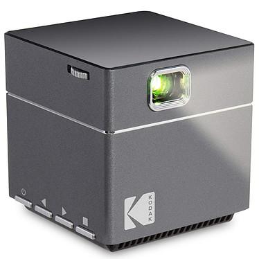 Kodak Pico Projecteur Vidéoprojecteur ultra-portable LED DLP FWVGA - 100 lumens - Focale courte - HDMI - Batterie rechargeable - Slot Micro SD