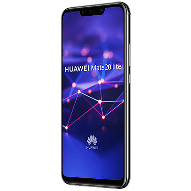 Avis Huawei Mate 20 Lite Noir