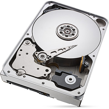 Disque dur interne Seagate IronWolf 14 To