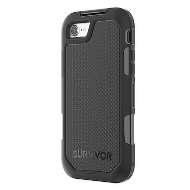 Griffin Survivor Extreme Noir/Transparent iPhone 7 / 8 Coque de protection IP55 pour Apple iPhone 7 / 8