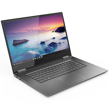 "Lenovo Yoga 730-15IKB (81CU0034FR) Intel Core i7-8550U 8 Go SSD 256 Go 15.6"" LED Tactile Full HD NVIDIA GeForce GTX 1050 2 Go Wi-Fi AC/Bluetooth Webcam Windows 10 Famille 64 bits"