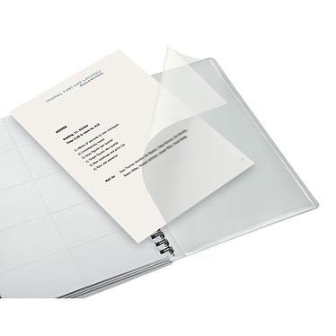 Avis Leitz Executive Get Organised Cahier Spirale 160p A4 petits carreaux