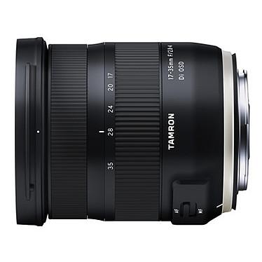 Tamron 17-35mm f/2.8-4 Di OSD monture Canon Zoom ultra grand-angle avec autofocus silencieux pour appareil photo Canon