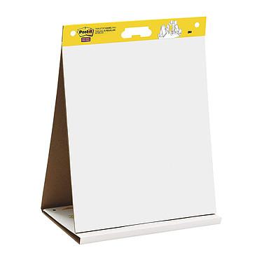Post-it Table Top 508 x 584 mm Lot de 20 feuillets auto-adhésives 50.8 x 58.4 cm blanches