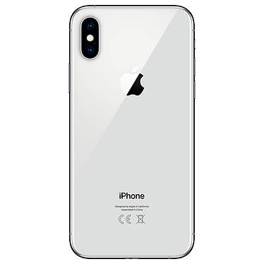 Acheter Apple iPhone Xs 256 Go Argent · Reconditionné