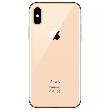 Acheter Apple iPhone Xs 64 Go Or