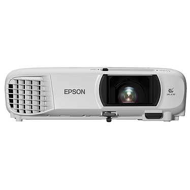Epson EH-TW650 Vidéoprojecteur 3LCD Full HD 1080p 3100 Lumens HDMI Wi-Fi (Garantie constructeur 2 ans / Lampe 3 ans ou 3000 h)