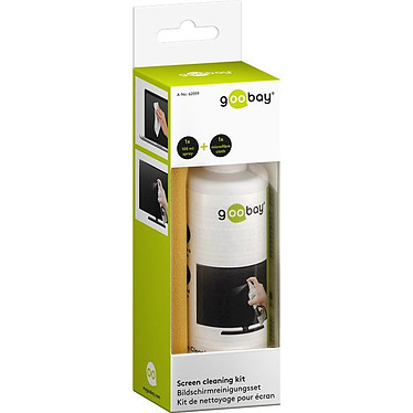 Acheter Goobay Kit de nettoyage pour écran