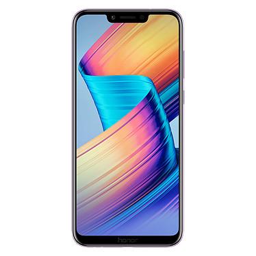 "Honor Play Violet Smartphone 4G-LTE Advanced Dual SIM - Kirin 970 8-Core 2.4 GHz - RAM 4 Go - Ecran tactile 6.3"" 1080 x 2340 - 64 Go - Bluetooth 4.2 - 3750 mAh - Android 8.1"