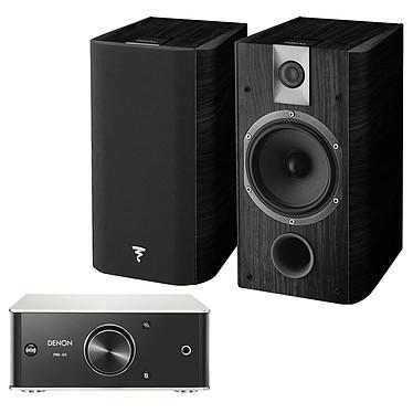 Denon PMA-60 + Focal Chorus 605 Black Style