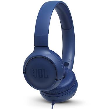 JBL TUNE 500 Bleu Casque supra-auriculaire fermé avec micro intégré