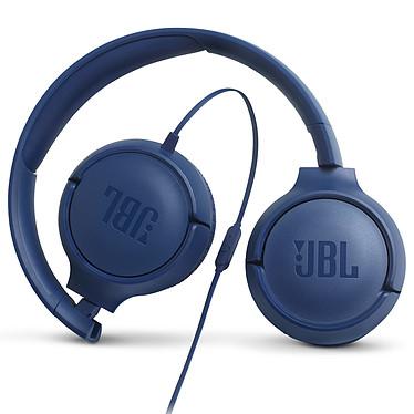 JBL TUNE 500 Bleu pas cher