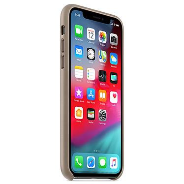 Opiniones sobre Apple Funda de cuero de Apple Topo Apple iPhone Xs