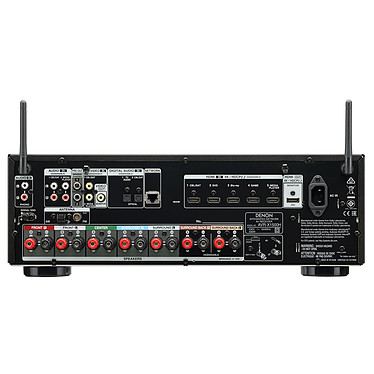 Avis Denon AVR-X1500H Noir + Focal Sib Evo 5.1