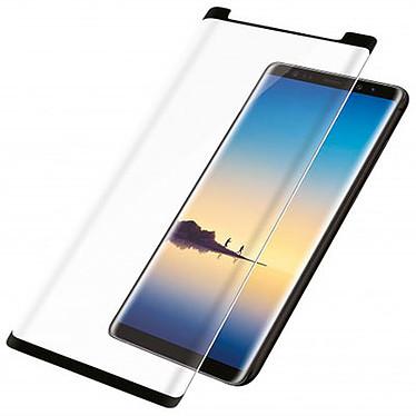 PanzerGlass Case Friendly Galaxy Note 9 Lámina protectora de vidrio curvado para Samsung Nota 9