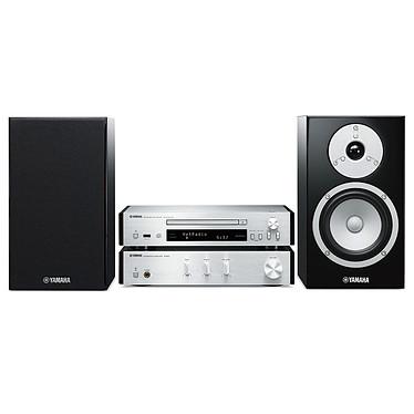 Yamaha MusicCast MCR-N670D Argent/Noir