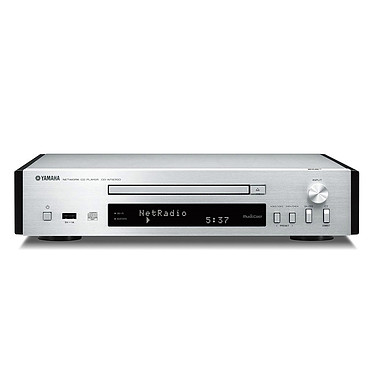 Avis Yamaha MusicCast MCR-N670D Argent/Noir