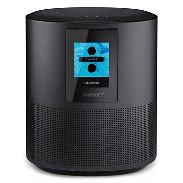 Bose Home Speaker 500 Triple Black Enceinte sans fil Wi-Fi et Bluetooth à commande vocale avec Amazon Alexa