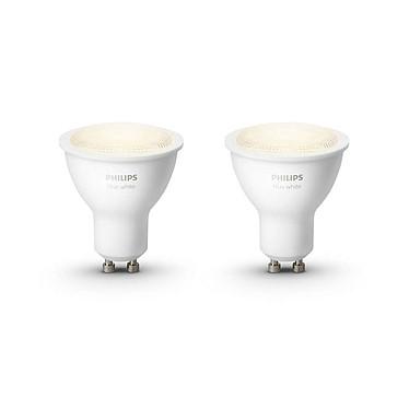 Philips Hue White GU10 x 2