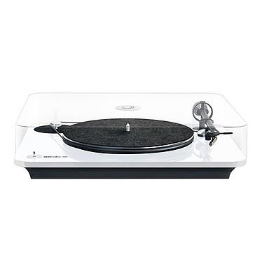 Avis Elipson Omega 100 RIAA Blanc + KEF LS50 Wireless Gris Titane / Bordeaux