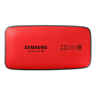 Samsung SSD Portable X5 500 Go pas cher