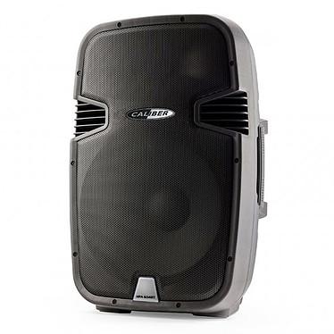 Caliber HPA 604BT Haut-parleur 85 W Bluetooth portatif avec batterie intégrée, radio FM et karaoké