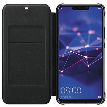 Huawei Wallet Flip Noir Huawei Mate 20 Lite