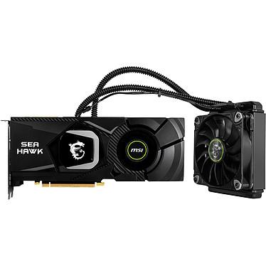 Opiniones sobre MSI GeForce RTX 2080 SEA HAWK X 8G