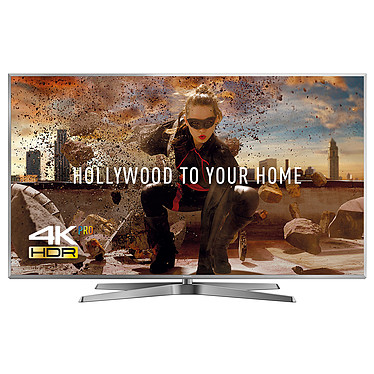 "Panasonic TX-75FX780E Téléviseur LED 4K Ultra HD 75"" (190 cm) 16/9 - 3840 x 2160 pixels - HDR - Wi-Fi - 2200 Hz - Son 2.0 20W (dalle native 100 Hz)"