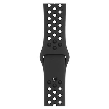 Avis Apple Watch Nike+ Series 3 GPS Aluminium Gris Sidéral Sport Noir 38 mm