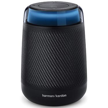 Harman Kardon Allure Portable Enceinte sans fil Wi-Fi et Bluetooth à commande vocale avec Amazon Alexa, éclairage ambiant et batterie rechargeable