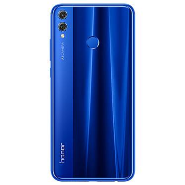 Honor 8X Bleu (4 Go / 128 Go) pas cher