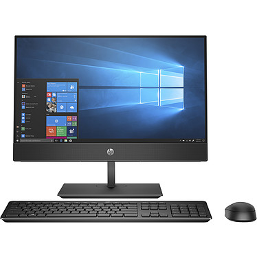 "HP ProOne 600 G4 (4QC22EA) Intel Core i3-8100 4 Go 1 To LED 21.5"" Graveur DVD Webcam Windows 10 Professionnel 64 bits"