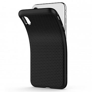Avis Spigen Case Liquid Air Noir Apple iPhone X / Xs