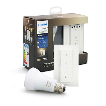 Avis Philips Hue White Ambiance Kit E27